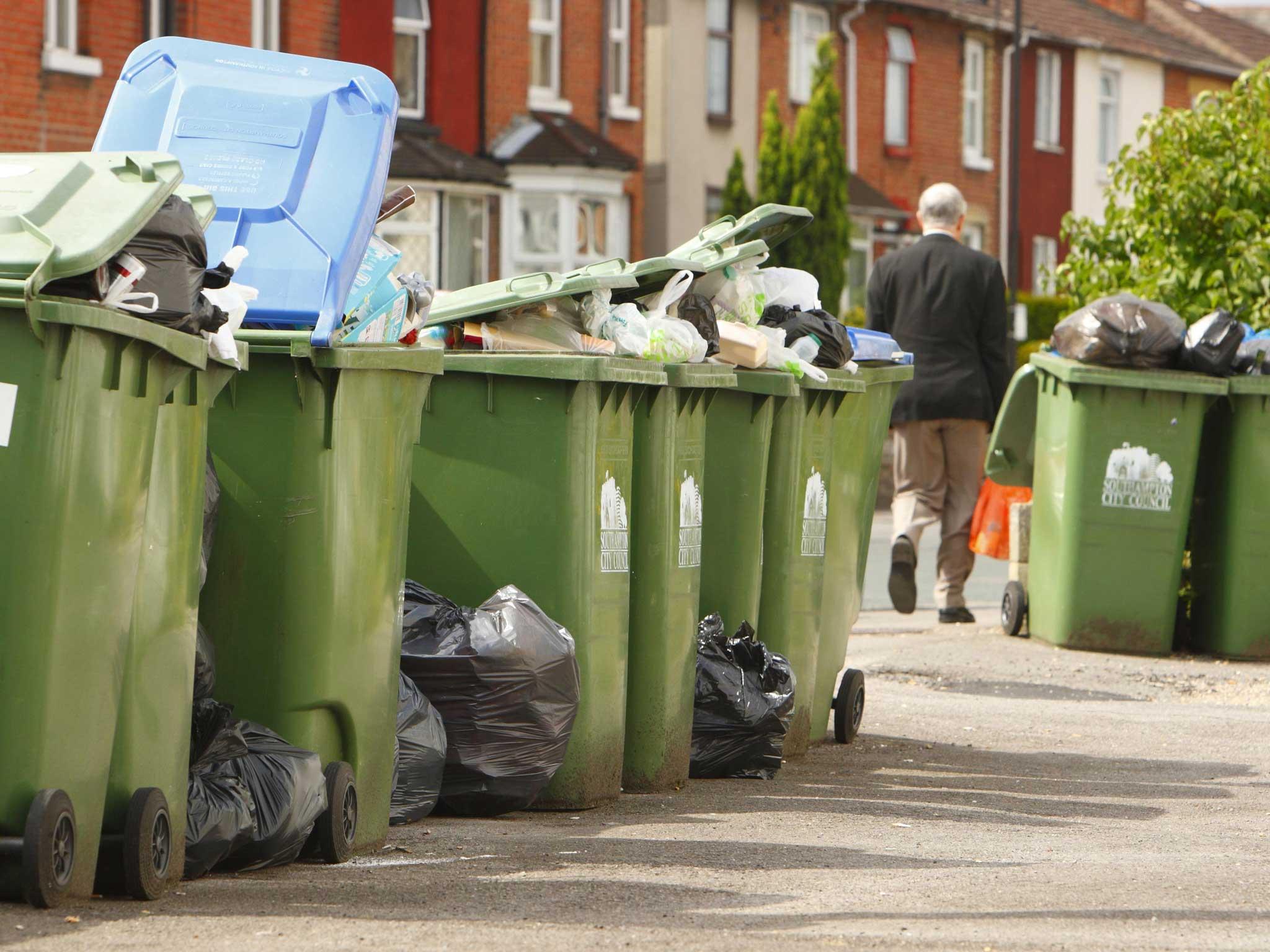 Skip bins services